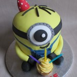 Unique Cake Creations Minion