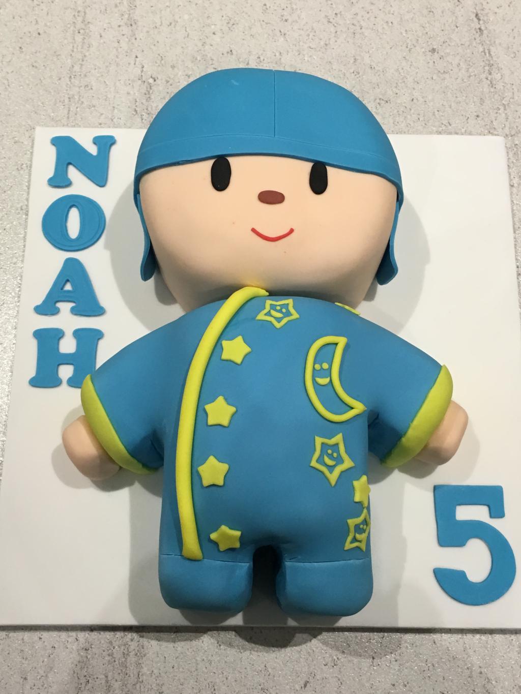Doll-cake-