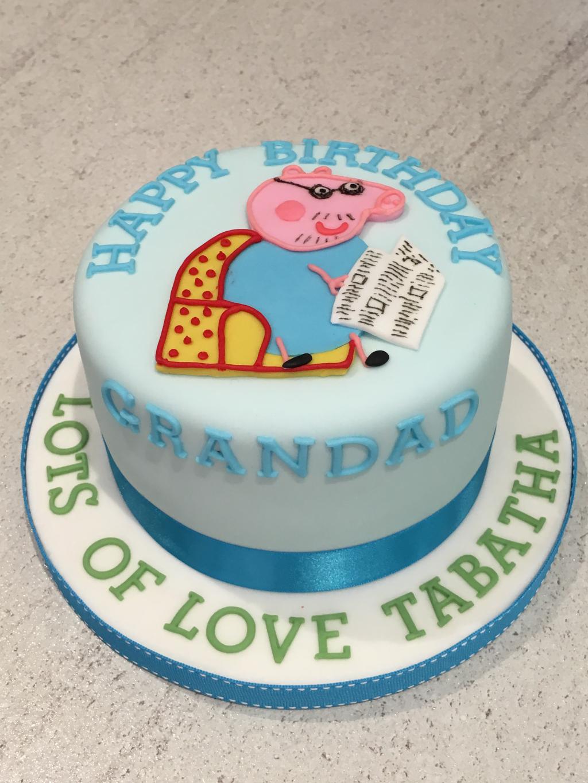 Grandad-Pig-cake