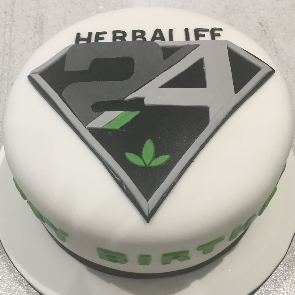 Herbalife-cake