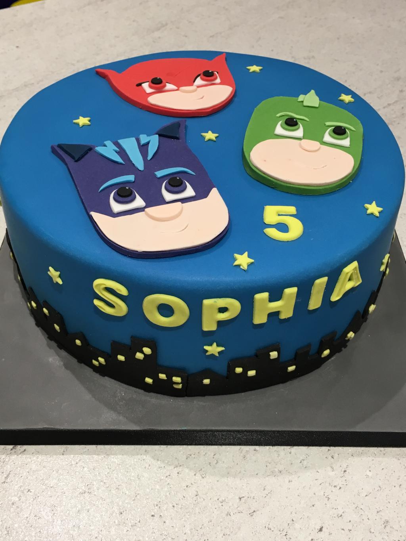 PJ-Masks-cake