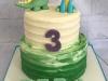 Dinosaur-buttercream-cake