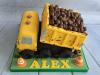 Dumper-truck-cake