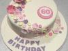 Flowers-60th-cake