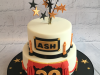 Oscars-cake