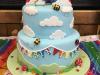 Rainbow-first-birthday-cake