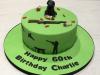 Shooting-dog-cake