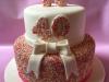 Sprinkles-letter-cake