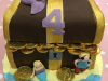 Treasure-chest-cake