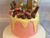 White-chocolate-and-pink-drip-cake