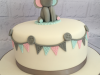 Elephant-bunting-baby-shower-cake