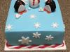Penguin-Christmas-cake