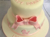 Pink-bow-baby-shower-cake