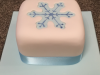 Snowflake-christmas-cake