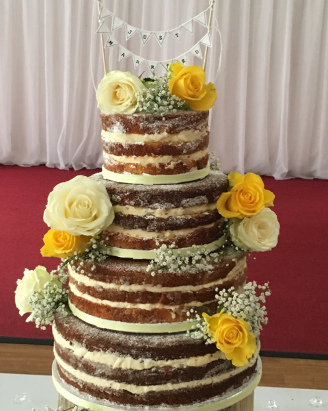 Lemon-buttercream-naked-wedding-cake