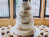 Flowers-and-quilting-wedding-cake