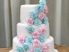 Roses-Cascade-Wedding-cake