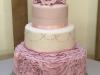 Ruffle-wedding-cake